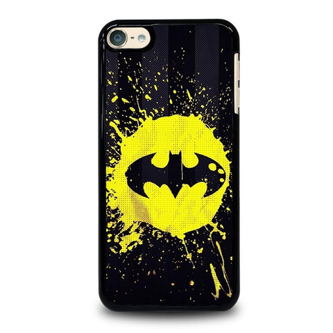 BATMAN LOGO RETRO iPod Touch 4 5 6 Generation 4th 5th 6th Case - Best Custom iPod Cover Design