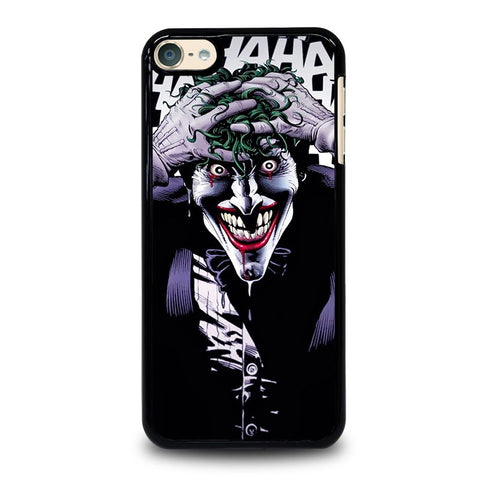 BATMAN THE KILLING JOKE iPod Touch 4 5 6 Generation 4th 5th 6th Case - Best Custom iPod Cover Design