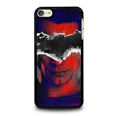 BATMAN VS SUPERMAN ART iPod Touch 4 5 6 Generation 4th 5th 6th Case - Best Custom iPod Cover Design