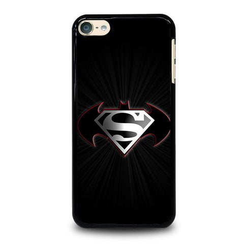 BATMAN VS SUPERMAN SYMBOL iPod Touch 4 5 6 Generation 4th 5th 6th Case - Best Custom iPod Cover Design