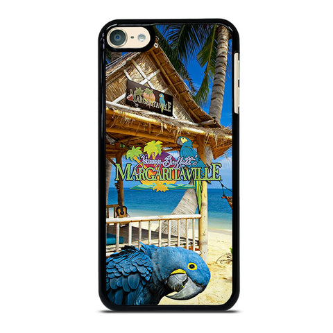 BEACH JIMMY BUFFETS MARGARITAVILLE-ipod-touch-6-case