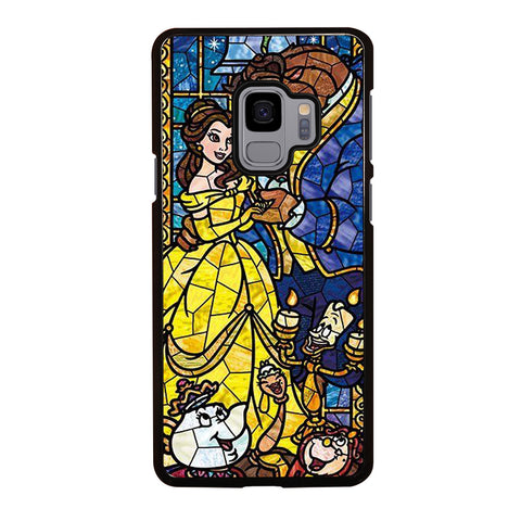BEAUTY AND THE BEAST GLASS-samsung-galaxy-s9-case