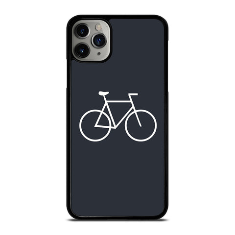 BICYCLE MINIMALISTIC iPhone 6/6S 7 8 Plus X/XS XR 11 Pro Max Case - Best Custom Phone Cover Design