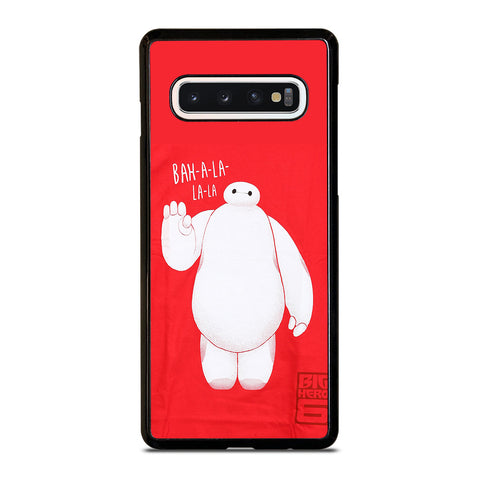 BIG HERO 6 BAYMAX FIRST PUMP Samsung Galaxy S4 S5 S6 S7 S8 S9 S10 5G Plus S10e Edge Plus Note 5 8 9 10 Plus Case - Best Custom Phone Cover Design
