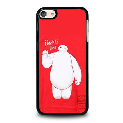 BIG HERO 6 BAYMAX FIRST PUMP iPod Touch 4 5 6 Generation 4th 5th 6th Case - Best Custom iPod Cover Design