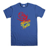 BILLIONAIRE BOYS CLUB-mens-t-shirt-Blue