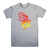 BILLIONAIRE BOYS CLUB-mens-t-shirt-Gray