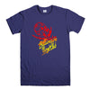 BILLIONAIRE BOYS CLUB-mens-t-shirt-Purple