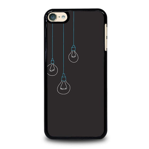 BLACK LIGHT BULBS MINIMALISTIC iPod Touch 4 5 6 Generation 4th 5th 6th Case - Best Custom iPod Cover Design