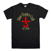 BLUE OYSTER CULT-mens-t-shirt-Black