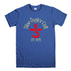 BLUE OYSTER CULT-mens-t-shirt-Blue