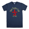 BLUE OYSTER CULT-mens-t-shirt-Navy