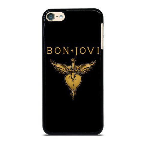 BON JOVI LOGO iPod Touch 4 5 6 Generation 4th 5th 6th Case - Best Custom iPod Cover Design