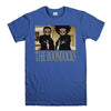 BOONDOCKS -mens-t-shirt-Blue