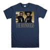 BOONDOCKS -mens-t-shirt-Navy