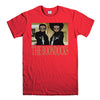 BOONDOCKS -mens-t-shirt-Red