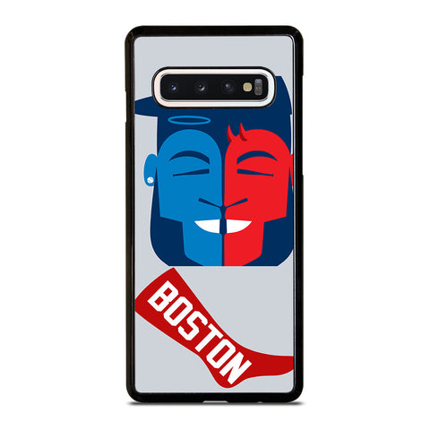 BOSTON RED SOX AND ORTIZ FACE Samsung Galaxy S4 S5 S6 S7 S8 S9 S10 5G Plus S10e Edge Plus Note 5 8 9 10 Plus Case - Best Custom Phone Cover Design