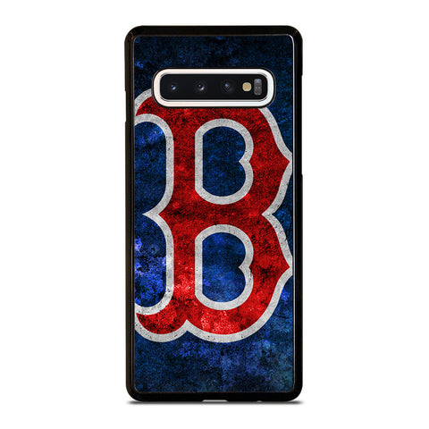 BOSTON RED SOX B LOGO Samsung Galaxy S4 S5 S6 S7 S8 S9 S10 5G Plus S10e Edge Plus Note 5 8 9 10 Plus Case - Best Custom Phone Cover Design