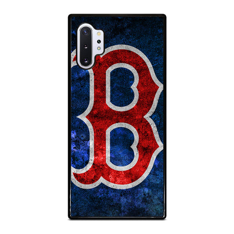 BOSTON RED SOX B LOGO Samsung Galaxy S3 S4 S5 S6 S7 S8 S9 Plus Edge Note 3 4 5 8 Case - Best Custom Phone Cover Design