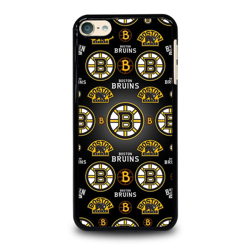BOSTON BRUINS COLLAGE iPod Touch 4 5 6 Generation 4th 5th 6th Case - Best Custom iPod Cover Design