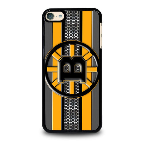 BOSTON BRUINS ICE HOCKEY TEAM iPod Touch 4 5 6 Generation 4th 5th 6th Case - Best Custom iPod Cover Design