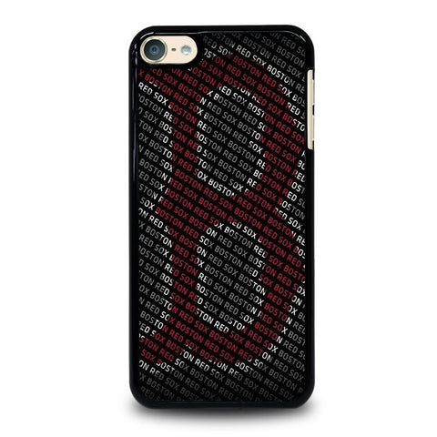 BOSTON RED SOX iPod Touch 4 5 6 Generation 4th 5th 6th Case - Best Custom iPod Cover Design