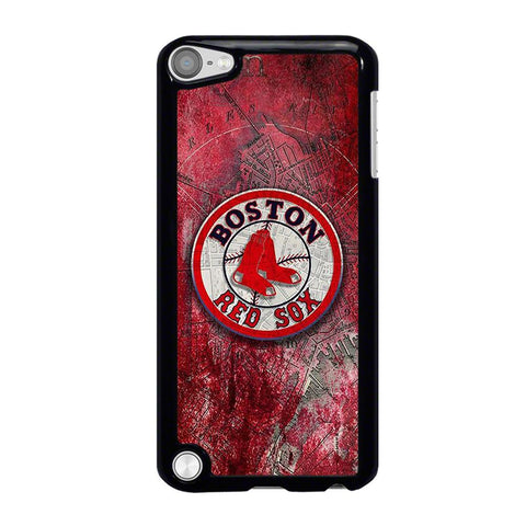BOSTON RED SOX MLB LOGO iPod Touch 5 Case