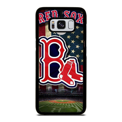 BOSTON RED SOX NEW Samsung Galaxy S8 Case
