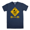 BREAKING BAD-mens-t-shirt-Navy