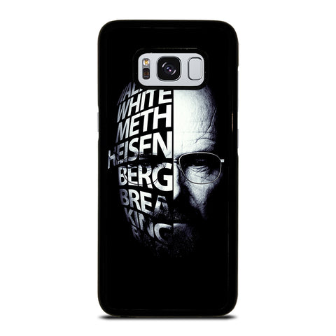 BREAKING BAD HEISENBERG Samsung Galaxy S8 Case