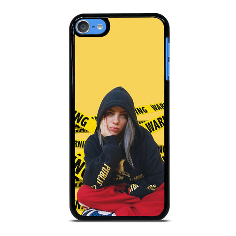 Billie Eilish Singer iPod Touch 7 - Custom iPod 7th Gen Cover personalized Design