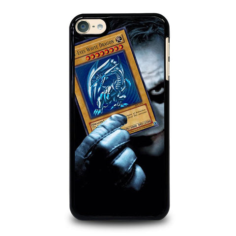 CARD THE JOKER YU-GI-OH! iPod Touch 4 5 6 Generation 4th 5th 6th Case - Best Custom iPod Cover Design