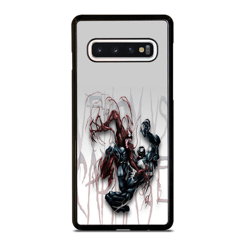 CARNAGE VS VENOM VILLAINS  Samsung Galaxy S4 S5 S6 S7 S8 S9 S10 5G Plus S10e Edge Plus Note 5 8 9 10 Plus Case - Best Custom Phone Cover Design