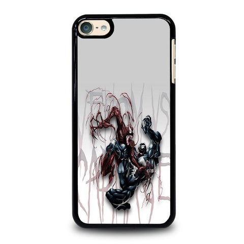 CARNAGE VS VENOM VILLAINS  iPod Touch 4 5 6 Generation 4th 5th 6th Case - Best Custom iPod Cover Design