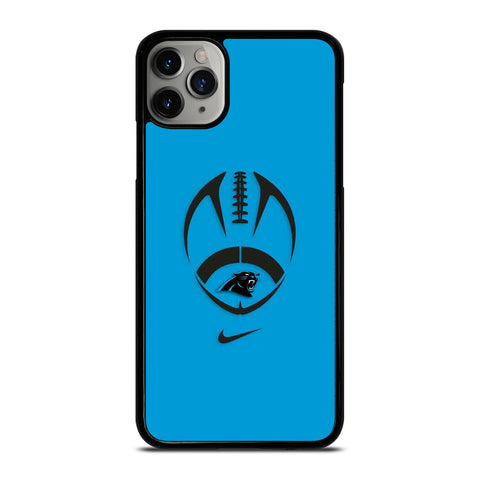 CAROLINA PANTHERS BLUE LOGO-iphone-11-pro-max-case