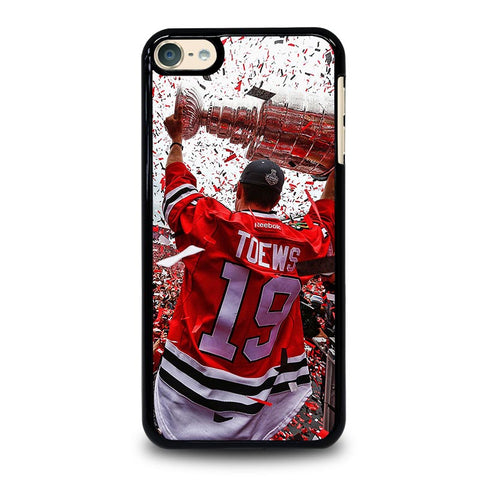 CEREMONY CHICAGOBLACKHAWKS HOCKEY  iPod Touch 4 5 6 Generation 4th 5th 6th Case - Best Custom iPod Cover Design