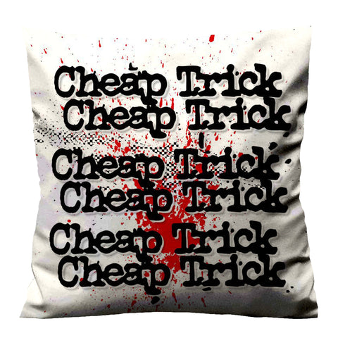 CHEAP TRICK BAND 1 Cushion Case Cover