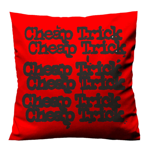 CHEAP TRICK BAND 4 Cushion Case Cover