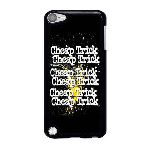 CHEAP TRICK BAND ART iPod Touch 5 Case
