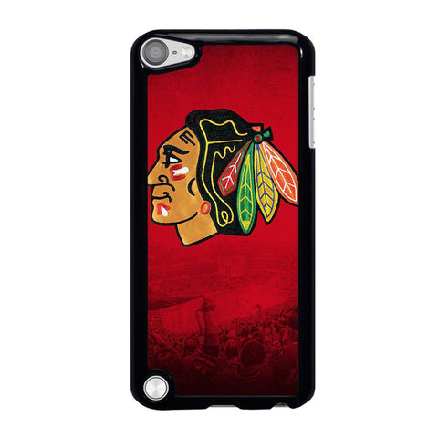 CHICAGO BLACKHAWKS NHL ICON iPod Touch 5 Case