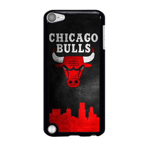 CHICAGO BULLS NBA LOGO iPod Touch 5 Case