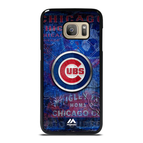 CHICAGO CUBS 2 Samsung Galaxy S7 Case