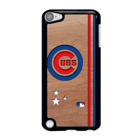 CHICAGO CUBS UBS MLB WOODEN LOGO iPod Touch 5 Case