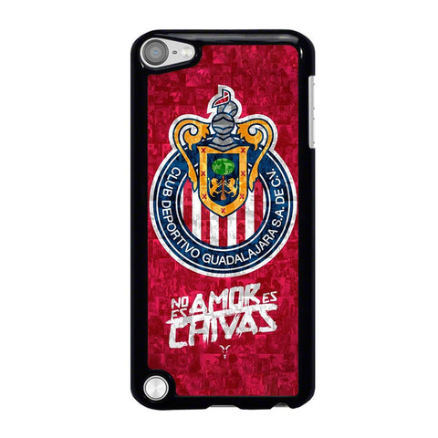 CHIVAS DE GUADALAJARA FOOTBALL iPod Touch 5 Case