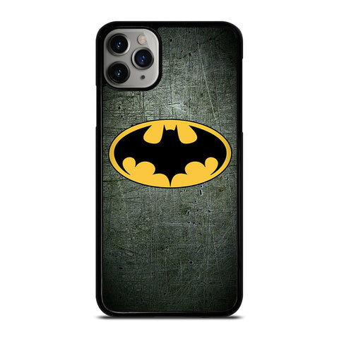 CLASSIC BATMAN SYMBOL iPhone 6/6S 7 8 Plus X/XS XR 11 Pro Max Case - Best Custom Phone Cover Design