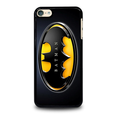 CLASSIC BATMAN LOGO iPod Touch 4 5 6 Generation 4th 5th 6th Case - Best Custom iPod Cover Design