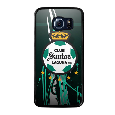 CLUB SANTOS LAGUNA-samsung-galaxy-S6-edge-case