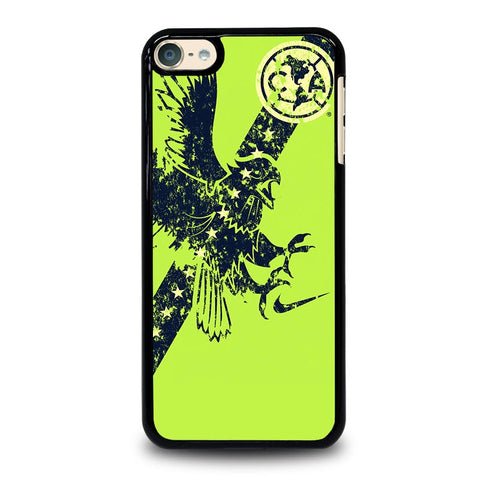 CLUB AMERICA AGUILAS ART 1 iPod Touch 4 5 6 Generation 4th 5th 6th Case - Best Custom iPod Cover Design