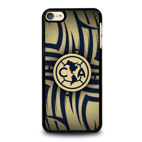 CLUB AMERICA AGUILAS ART 2 iPod Touch 4 5 6 Generation 4th 5th 6th Case - Best Custom iPod Cover Design