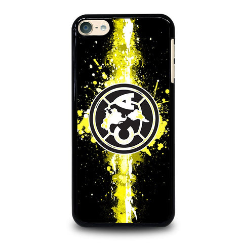 CLUB AMERICA AGUILAS ART LOGO iPod Touch 4 5 6 Generation 4th 5th 6th Case - Best Custom iPod Cover Design
